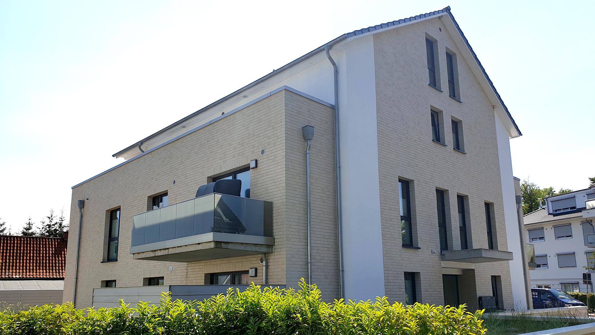Seestraße – Scharbeutz